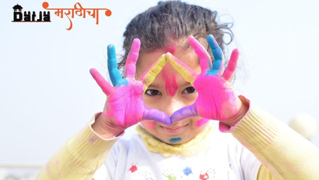 Holi Information in Marathi