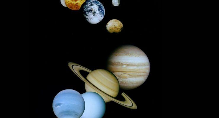 Solar System In Marathi | आपली सूर्यमाला
